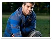 Retrato Sebastián Berti, Ex seleccionado Nacional de Rugby Head coach Old John's (2012) Para Revista Casa Etc. Sección Estilo Etc.