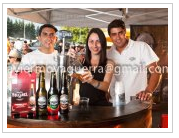 Cerveza Volcanes Del Sur Fiesta de la Cerveza, Casino Familiar Bulnes —Complejo Turístico Villa Baviera.