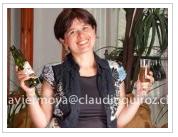 Retrato Silvia Segura (Administradora Fabrica Cerveza Kautiva) Para: Revista Gastronómica Diario El Sur Revista Nos